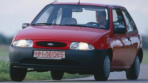 Ford Fiesta MK 4