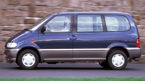 Nissan Serena Nissan Serena