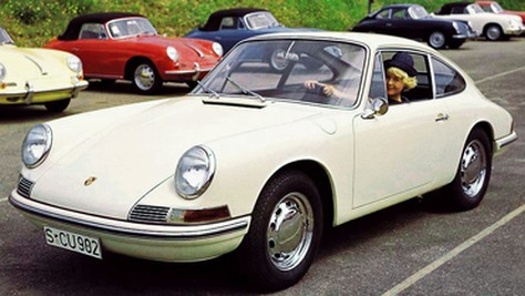 Porsche 911 Urmodell