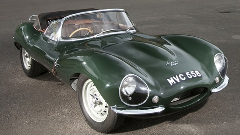 Jaguar XK-SS Jaguar XK-SS