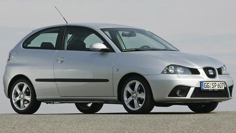 SEAT Ibiza Typ 6L