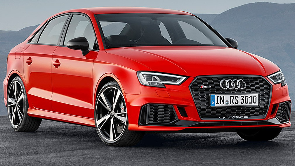 Audi RS 3 8V