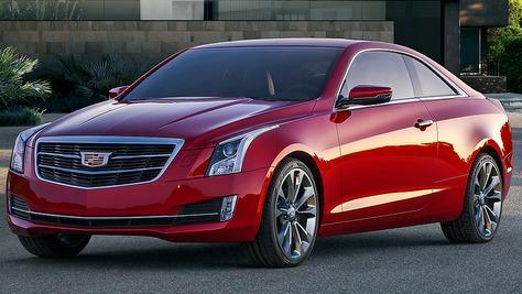 Cadillac ATS Coupé Cadillac ATS Coupé