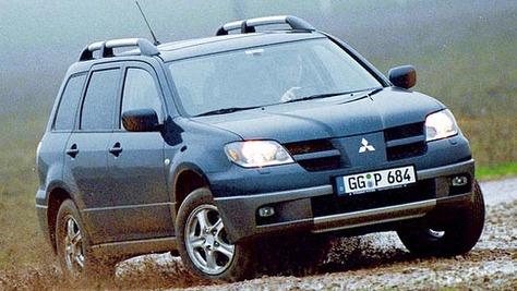 Mitsubishi Outlander CU0W