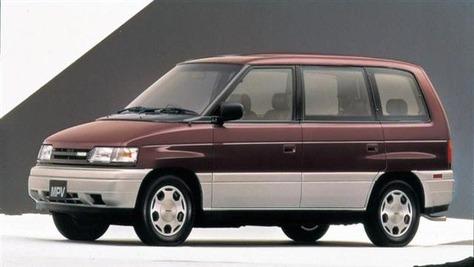Mazda MPV Gen. 1
