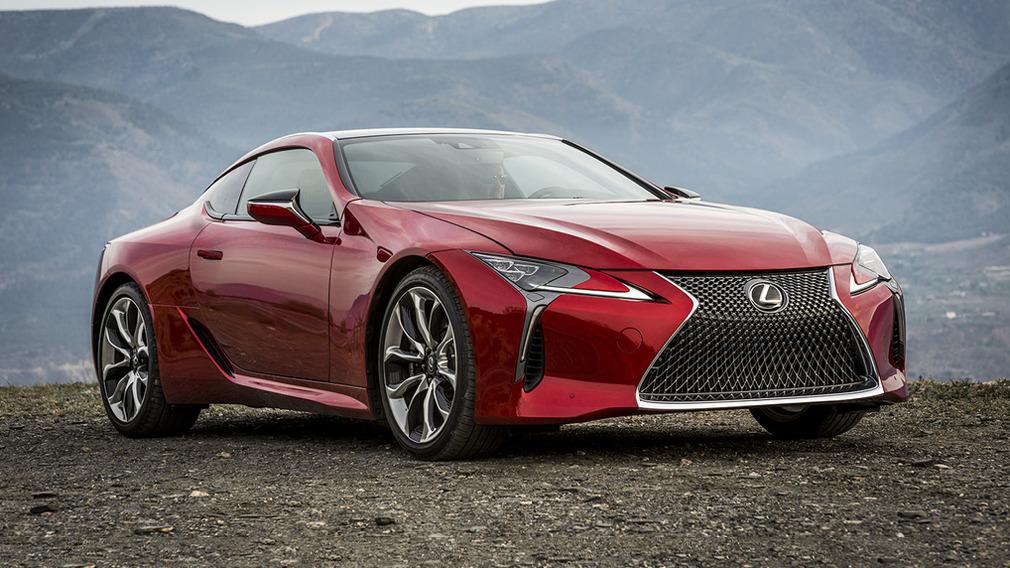 Lexus LC Lexus LC