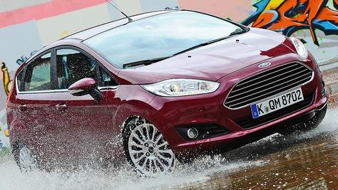 Ford Fiesta MK 7
