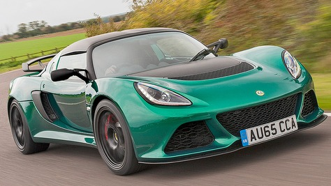 Lotus Exige S3