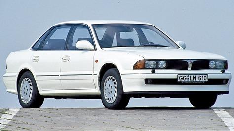 Mitsubishi Sigma Mitsubishi Sigma
