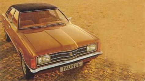 Ford Taunus TC TC '74
