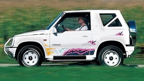 Suzuki Vitara I