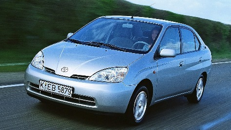 Toyota Prius I (NHW10/NHW11)