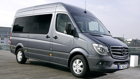 Mercedes Sprinter II (W 906)