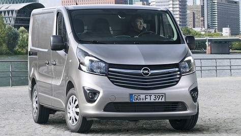 Opel Vivaro Generation 2