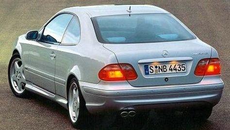 Mercedes CLK-Klasse AMG C 208 / A 208