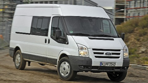 Ford Transit Gen. 6