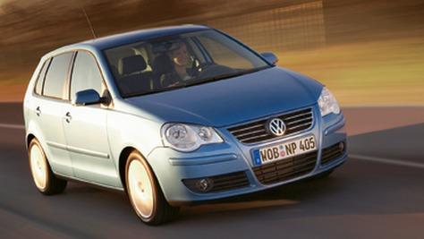 VW Polo 4 Typ 9N