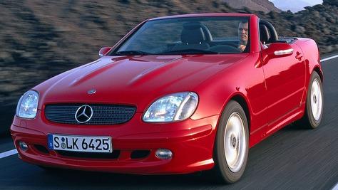 Mercedes SLC R 170 (SLK)