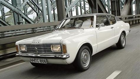 Ford Taunus TC TC '71