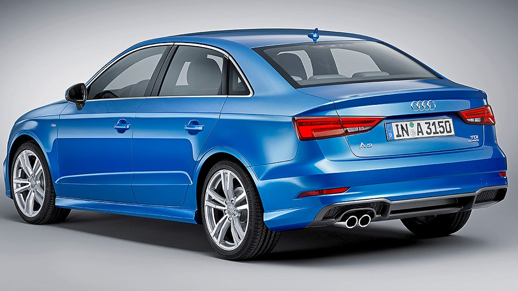 Audi A3 8V