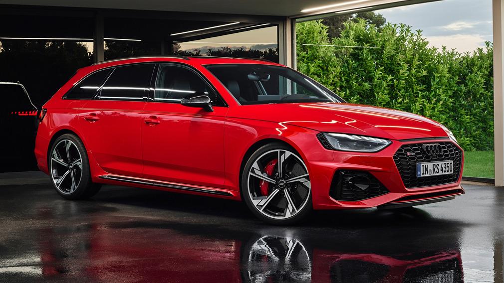 Audi RS 4 B9