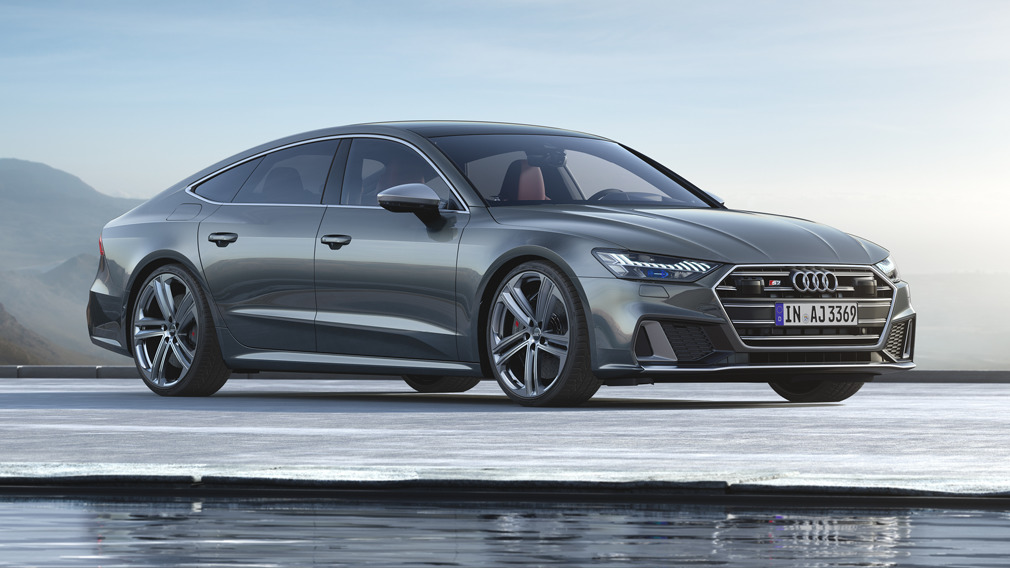 Audi S7 C8