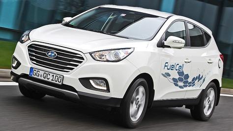 Hyundai ix35 FuelCell Hyundai ix35 FuelCell