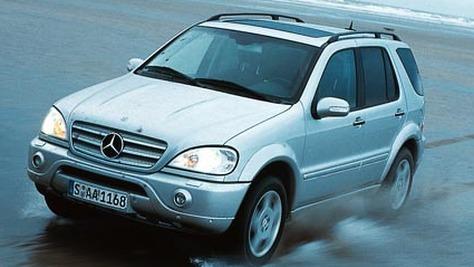 Mercedes-AMG GLE W 163