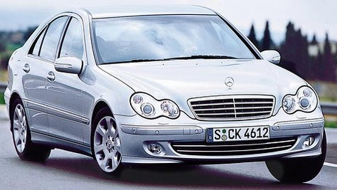 Mercedes C-Klasse W 203