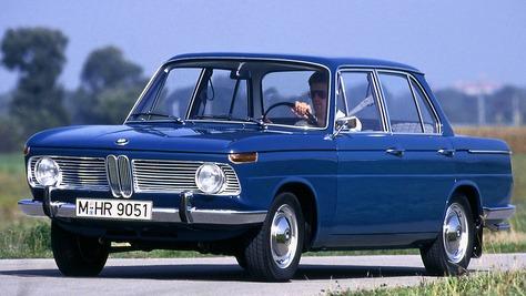 BMW Neue Klasse 1500
