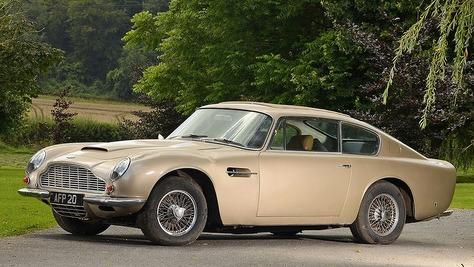 Aston Martin DB6 Aston Martin DB6
