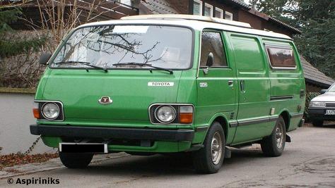 Toyota Hiace H20/H30/H40