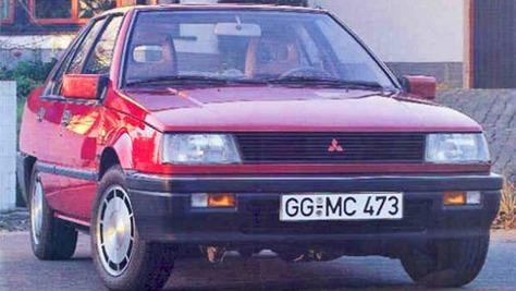 Mitsubishi Lancer C10