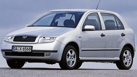 Škoda Fabia I (6Y)