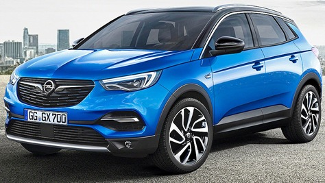 Opel Grandland X Opel Grandland X