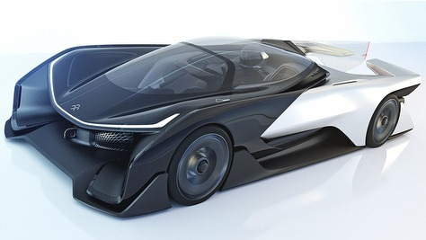 Faraday Future FFZero1 Faraday Future FFZero1