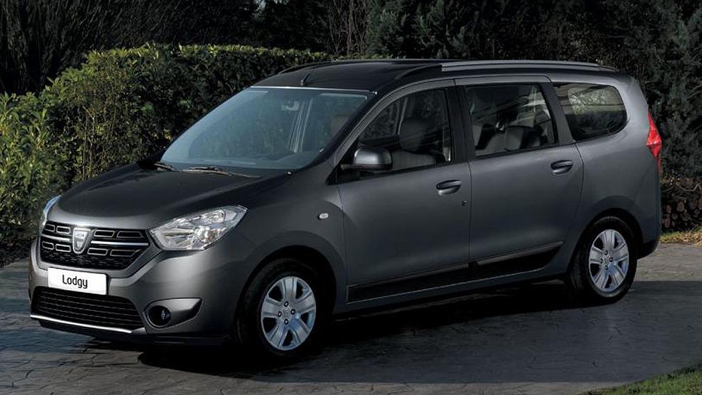 Dacia Lodgy Dacia Lodgy