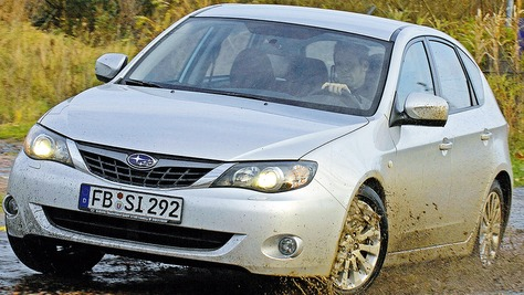 Subaru Impreza III (GR)