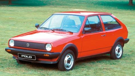 VW Polo 2 Typ 86C