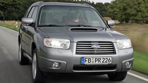 Subaru Forester SG