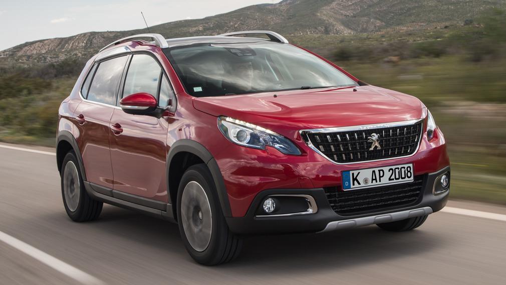 Peugeot 2008 I