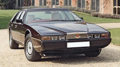 Aston Martin Lagonda Series 1-4