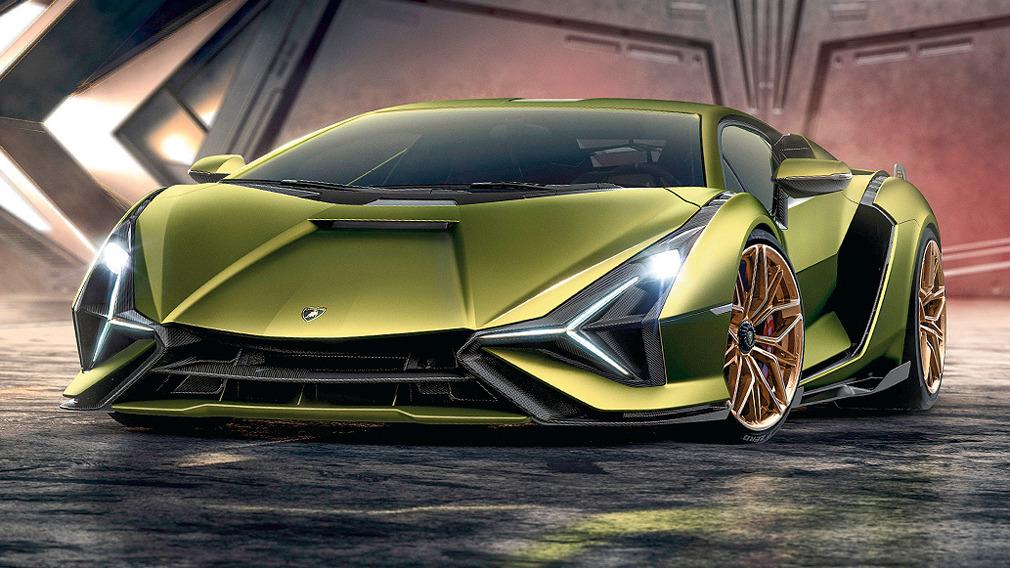 Lamborghini Sián Lamborghini Sián