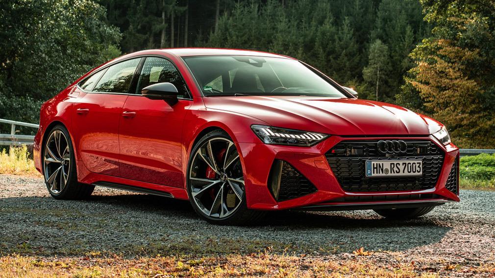 Audi RS 7 II