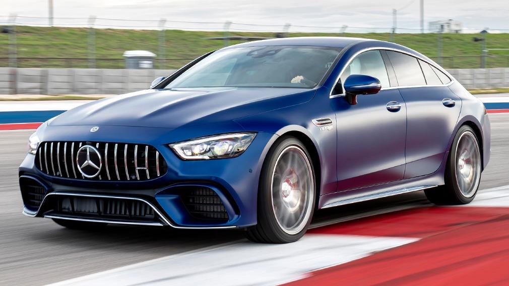 Mercedes-AMG GT 4-Türer Mercedes-AMG GT 4-Türer