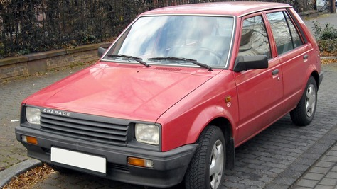Daihatsu Charade G11