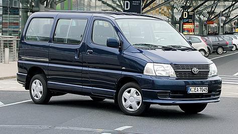 Toyota Hiace XH10