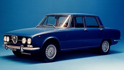 Alfa Romeo 1750/ 2000 Berlina 2000 Berlina