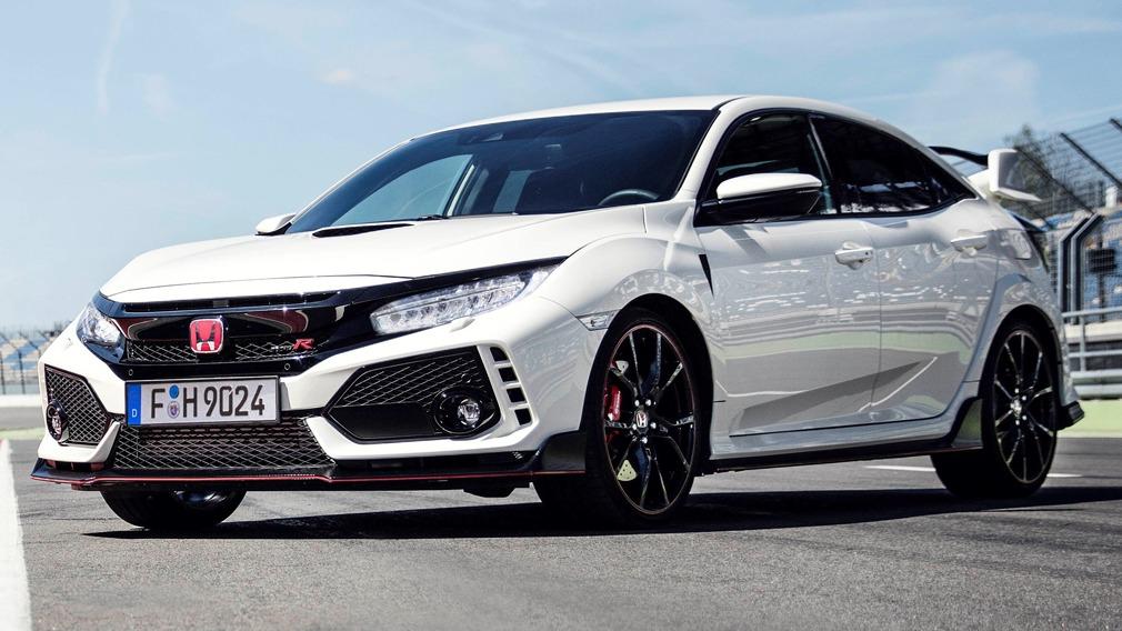 Honda Civic Type R V