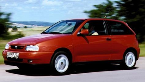 SEAT Ibiza Typ 6K
